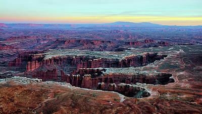 Photograph - Canyonlands Sunset - No1 by Nikolyn McDonald