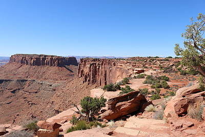 Photograph - Canyonlands View - 11 by Christy Pooschke