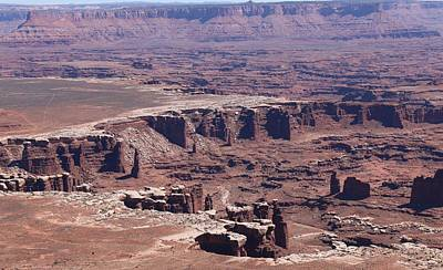 Photograph - Canyonlands View - 12 by Christy Pooschke