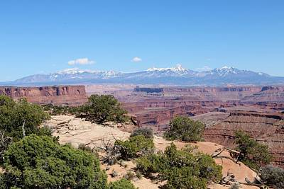 Photograph - Canyonlands View - 20 by Christy Pooschke