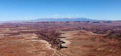 Photograph - Canyonlands View - 7 by Christy Pooschke
