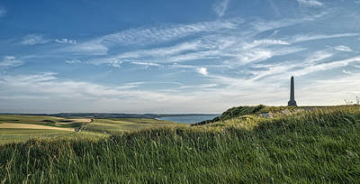 Photograph - Cap Blanc Nez by Jeremy Lavender Photography