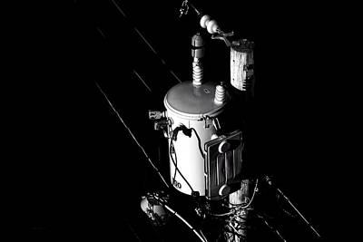 Photograph - Capacitor by Bob Orsillo