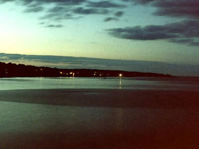 Painting - Cape Ann Sunset by Paul Sachtleben
