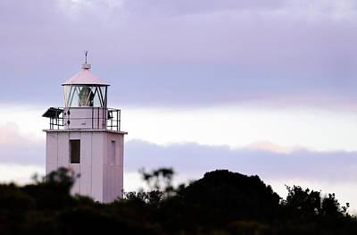 Grace Kelly - Cape Baily Light by Nicholas Blackwell