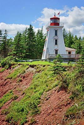 Photograph - Cape Bear Lighthouse - 2 by Nikolyn McDonald