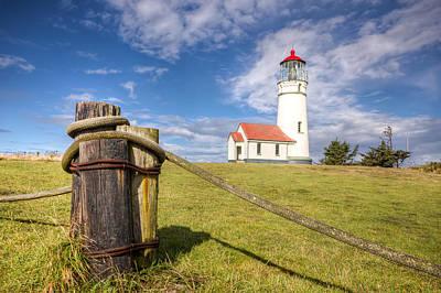 Coastal Landscape Photograph - Cape Blanco 0095 by Kristina Rinell