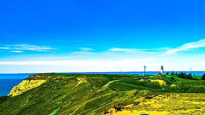 Photograph - Cape Blanco Lighthouse by Pacific Northwest Imagery