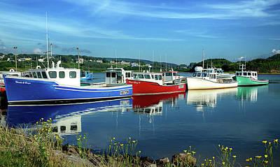 Photograph - Cape Breton Island by Rodney Campbell