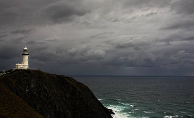 Photograph - Cape Byron Sentinel by Odille Esmonde-Morgan