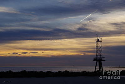 Photograph - Cape Charles Sunset by Tannis Baldwin