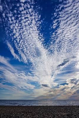 Photograph - Cape Clouds by Kendall McKernon
