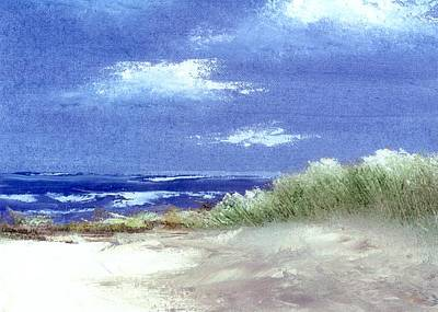 Cape Cod Painting - Cape Cod Bay by Joseph Gallant