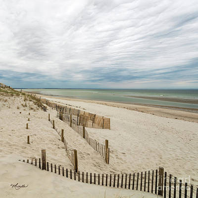 Photograph - Cape Cod Bay Lookout by Michelle Constantine