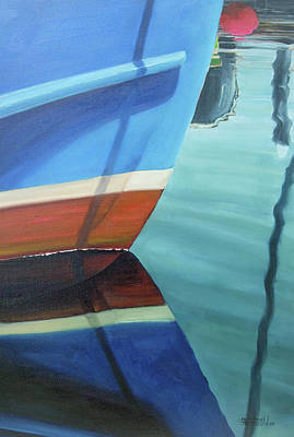 Painting - Cape Cod Lazy Day by Michael Cranford