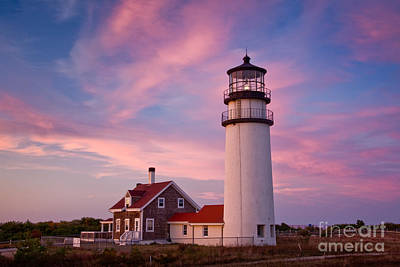 Photograph - Cape Cod Light by Susan Cole Kelly