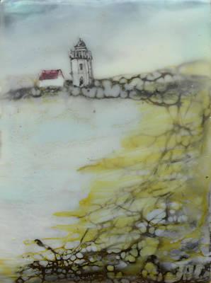 Painting - Cape Cod Lighthouse by Jennifer Creech