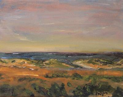 Painting - Cape Cod Marsh by Michael Helfen