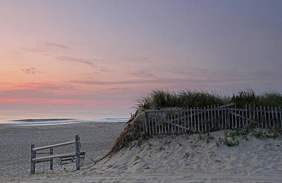 Photograph - Cape Cod Nauset Beach Sunrise  by Juergen Roth