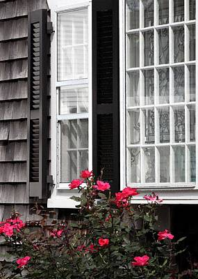 Photograph - Cape Cod Nostalgia by Carolyn Jacob
