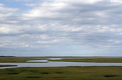 Photograph - Cape Cod Salt Marsh by Juergen Roth