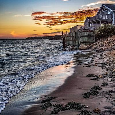 Photograph - Cape Cod September by Kendall McKernon