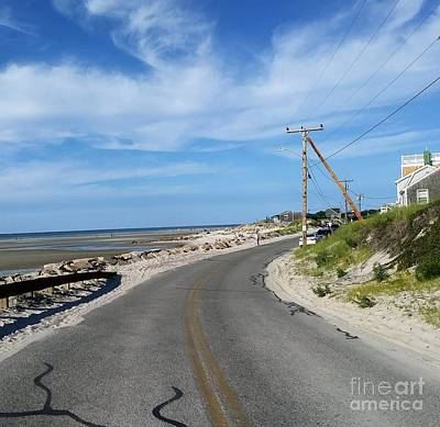 Photograph - Cape Cod Summer Ride  by Rita Brown