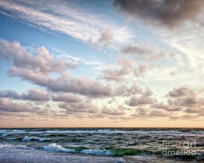 Art Print featuring the photograph Cape Cod Sunrise 3 by Susan Cole Kelly