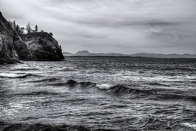 Photograph - Cape Disappointment by Patrick Groleau