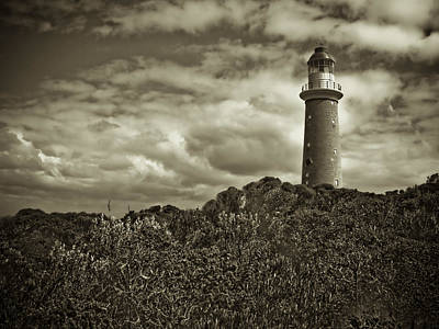 Photograph - Cape Du Couedic by Tom Vaughan