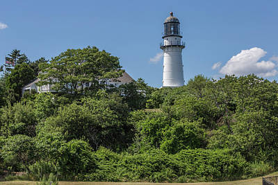Photograph - Cape Elizabeth Light by Brian MacLean