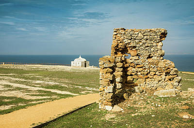 Photograph - Cape Espichel  by Carlos Caetano