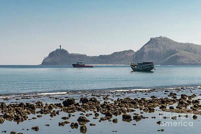 Photograph - Cape Fatucama 1 by Werner Padarin