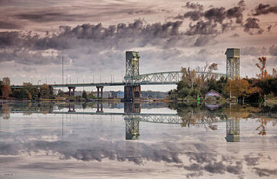 Photograph - Cape Fear Crossing by Phil Mancuso