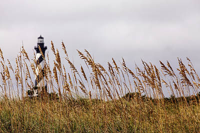 Art Print featuring the photograph Cape Hatteras by Chris Babcock