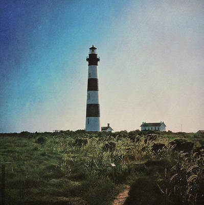Photograph - Cape Hatteras Circa 1970 by JAMART Photography