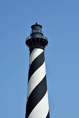 Photograph - Cape Hatteras Island Lighthouse by Brendan Reals