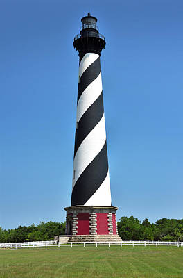 Photograph - Cape Hatteras Light by Brendan Reals