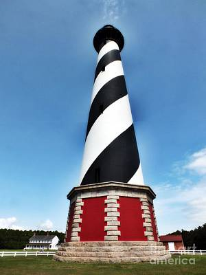 Photograph - Cape Hatteras Lighthouse by Christy Ricafrente