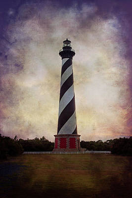 Animal Watercolors Juan Bosco - Cape Hatteras Lighthouse II by Amy Jackson