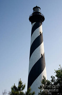 Photograph - Cape Hatteras Lighthouse In The Outer Banks by Jill Lang