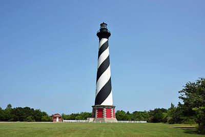 Photograph - Cape Hatteras Lighthouse - Outer Banks by Brendan Reals