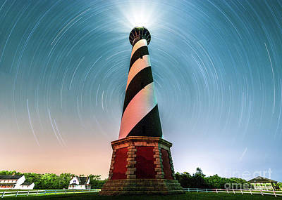 Photograph - Cape Hatteras Portal by Robert Loe