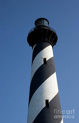 Photograph - Cape Hatteras Tower Top by Jill Lang