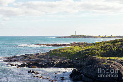 Photograph - Cape Leeuwin Lighthouse by Ivy Ho