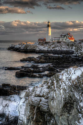 Photograph - Cape Light by Patrick Groleau