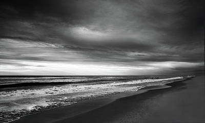 Photograph - Cape May Clouds by Art Cole