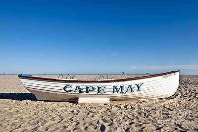 Cape May Art Print by John Greim