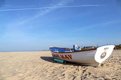 Photograph - Cape May Lifeboat by Bill Jordan