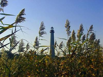 Cape May Light Autumn Original